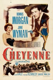 background picture for movie Cheyenne