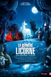 background picture for movie La dernière licorne