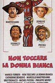 Affiche du film : Touche pas a la femme blanche