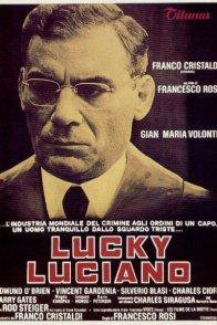 Affiche du film : Lucky luciano