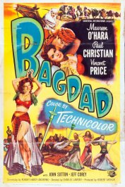 background picture for movie Bagdad