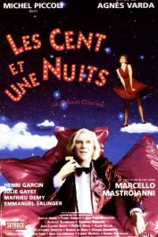 background picture for movie Les cent et une nuits