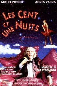 Affiche du film : Les cent et une nuits