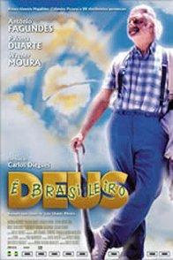 Affiche du film : Deus e brasileiro