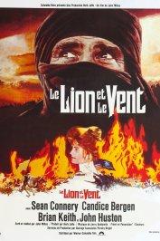 background picture for movie Le lion et le vent
