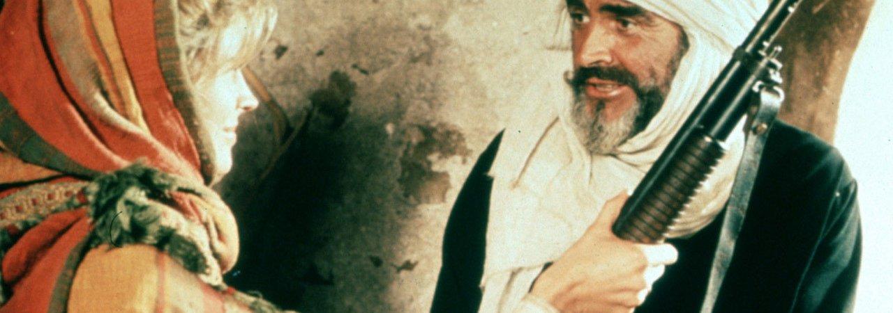 Photo du film : Le lion et le vent