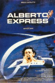 background picture for movie Alberto express