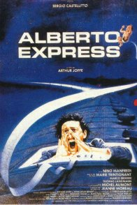 Affiche du film : Alberto express