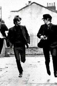Affiche du film : Quatre garcons dans le vent