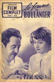 background picture for movie La femme du boulanger