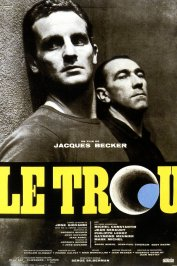 background picture for movie Le trou