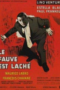 Affiche du film : Le fauve est lache