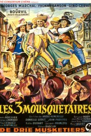 background picture for movie Les trois mousquetaires