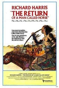 Affiche du film : La revanche d'un homme nomme cheval