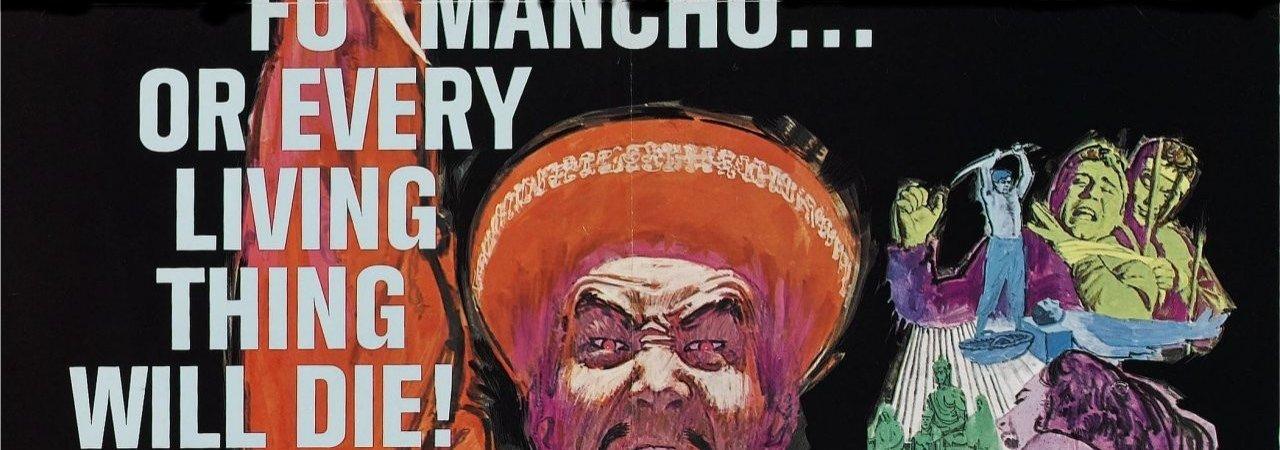 Photo du film : Le masque de fu manchu