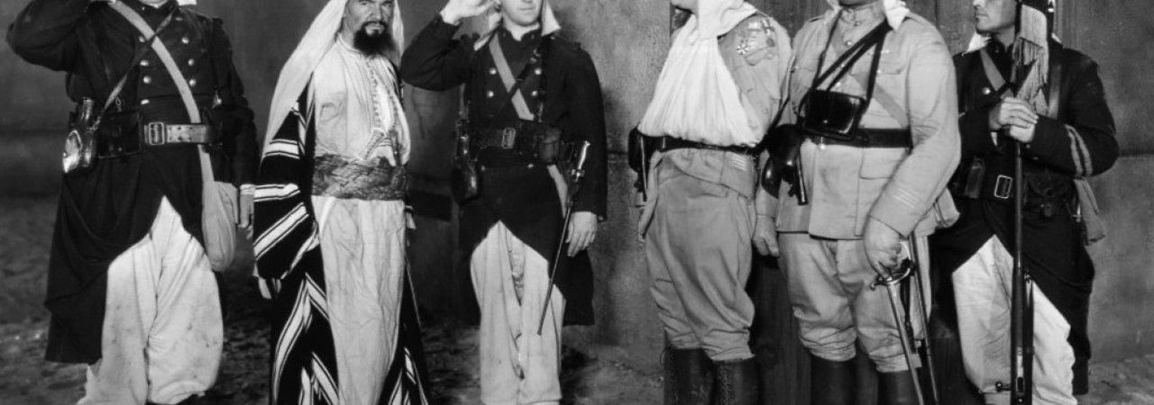 Photo dernier film  James W. Horne