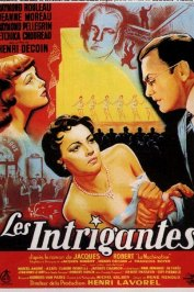 background picture for movie Les intrigantes