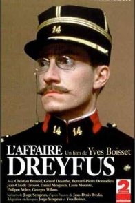 Affiche du film : L'affaire Dreyfus