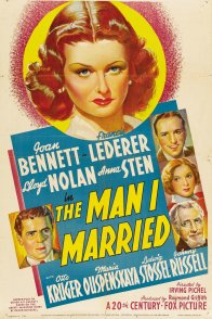 Affiche du film : The man i married