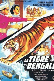 background picture for movie Le Tigre du Bengale