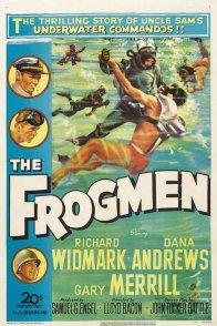 Affiche du film : Les hommes grenouilles
