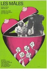 Affiche du film : Les males