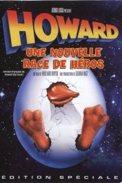 background picture for movie Howard the duck