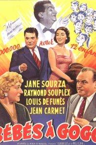 Affiche du film : Bebes a gogo