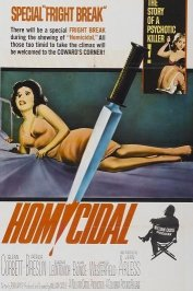 background picture for movie Homicidal