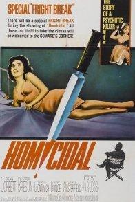Affiche du film : Homicidal