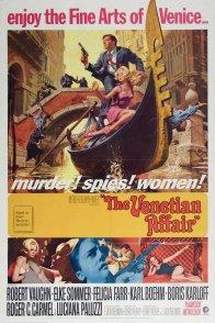 Affiche du film : Minuit sur le grand canal