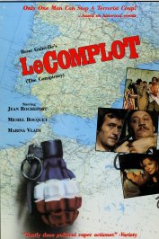 background picture for movie Le complot