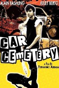 Affiche du film : Le cimetière des voitures