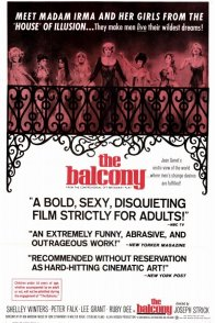 Affiche du film : Le balcon