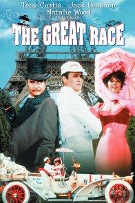 Affiche du film : La grande course autour du monde