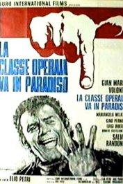 background picture for movie La Classe ouvrière va au paradis
