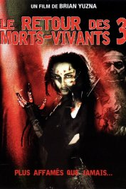 background picture for movie Le retour des morts vivants iii