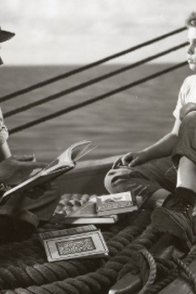 Affiche du film : Les marins de l'orgueilleux