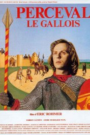 background picture for movie Perceval le gallois
