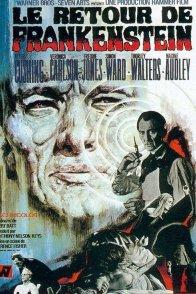 Affiche du film : Le retour de frankenstein