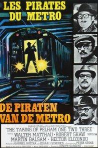Affiche du film : Les pirates du metro