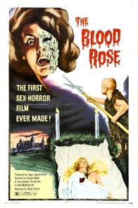 Affiche du film : La rose ecorchee