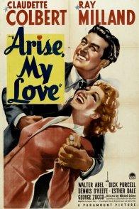 Affiche du film : Arise my love