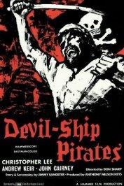 background picture for movie Les pirates du diable