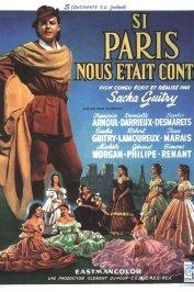 background picture for movie Si paris nous était conté
