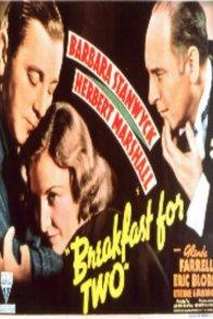 Affiche du film : Breakfast for two