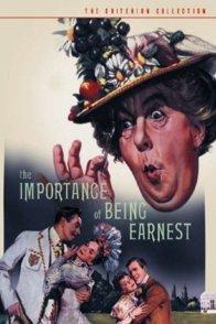 Affiche du film : Il importe d'etre constant