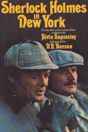 background picture for movie Sherlock Holmes à New York