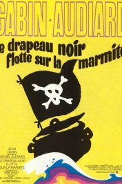 background picture for movie Le drapeau noir flotte sur la marmite