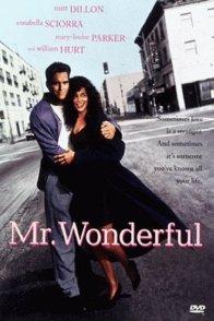 Affiche du film : Mr wonderful